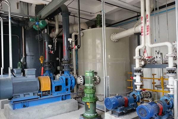 印染行业水处理