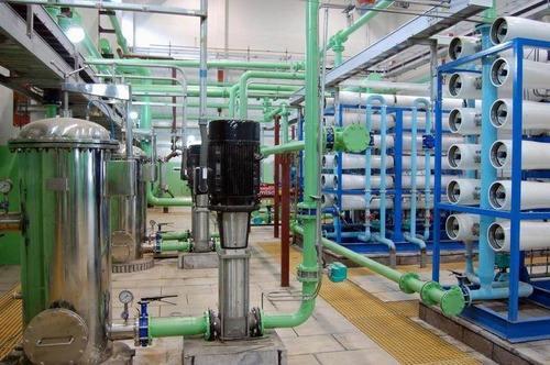 钢铁行业水处理