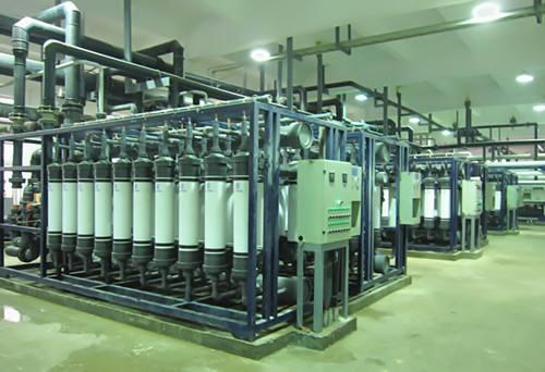 电子光伏行业水处理